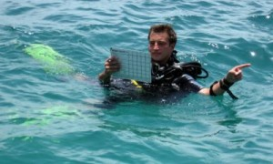 Open Water Evaluation on IDC in Pattaya