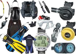 Required Equipment for IDC Pattaya