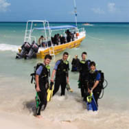PADI Master Scuba Diver Trainer Course in Pattaya